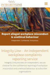 Integrity Line