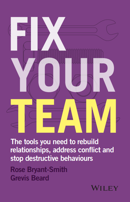 Fix Your Team book by Worklogic