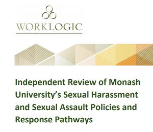 Worklogic Monash review report